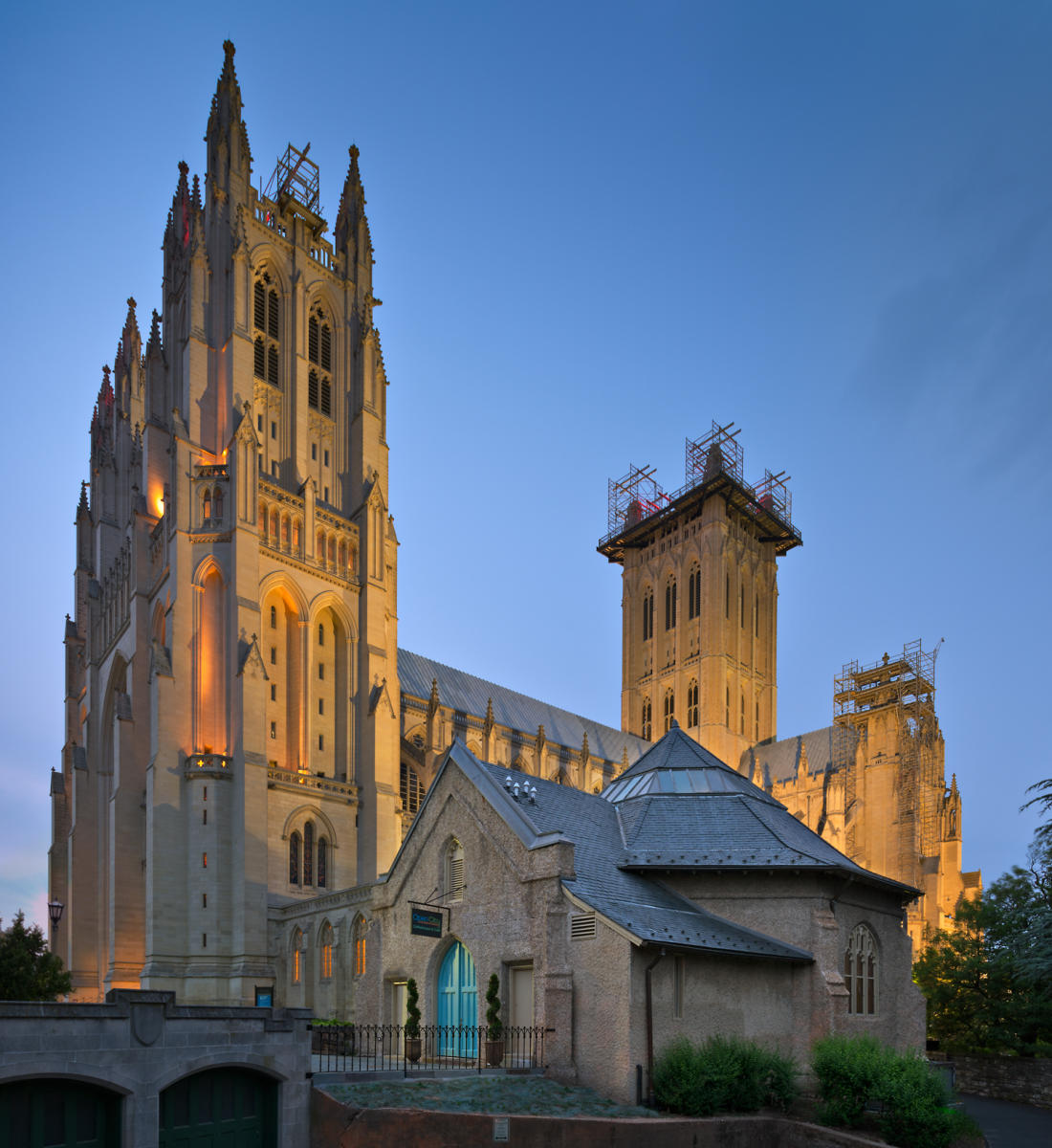 Client: Allen Built  |  Project: Open City at the National Cathedral