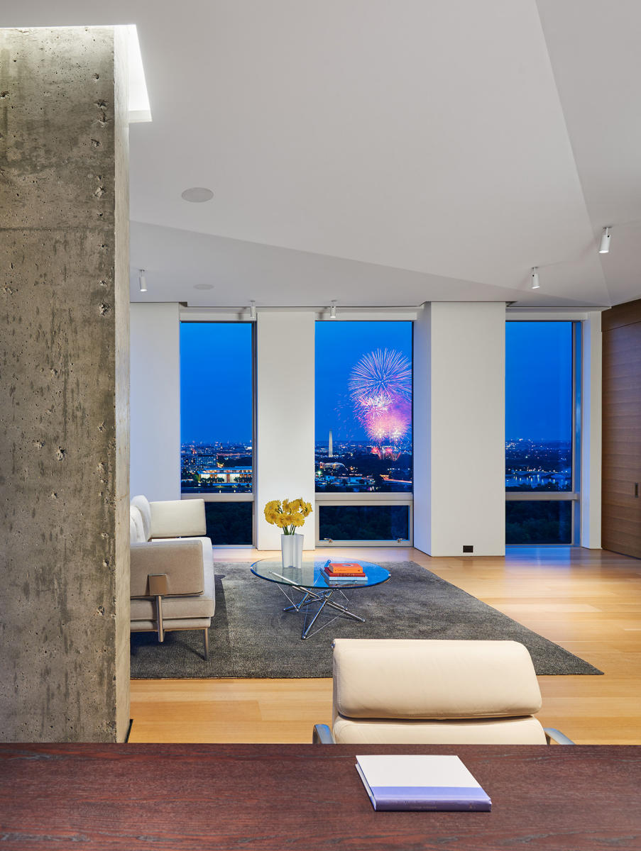 Architect: Robert M Gurney, FAIA