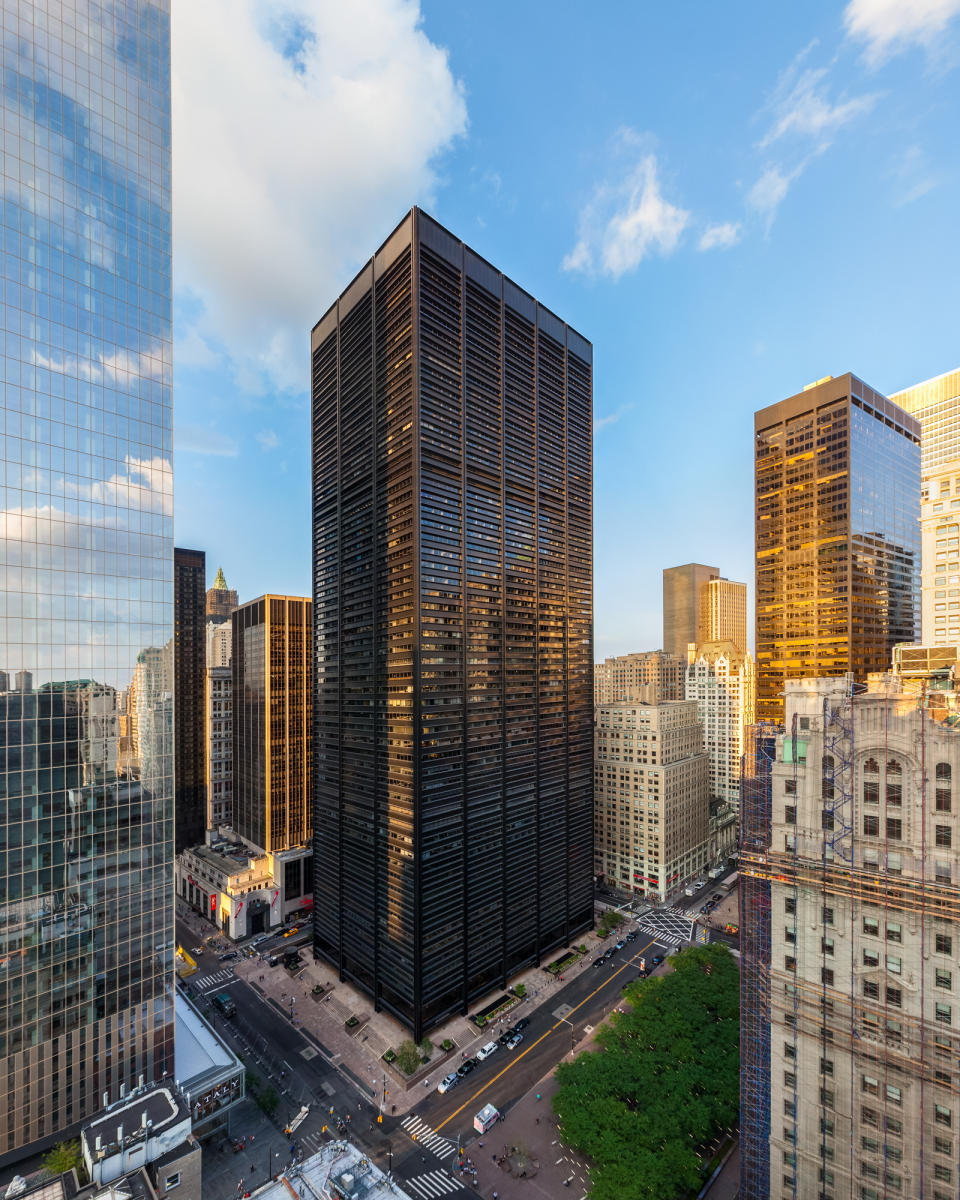 Client: Cushman Wakefield   |   Project: One Liberty Plaza