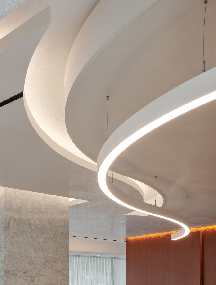 Architect: McInturff Architects   |   Project: Watergate Lobby