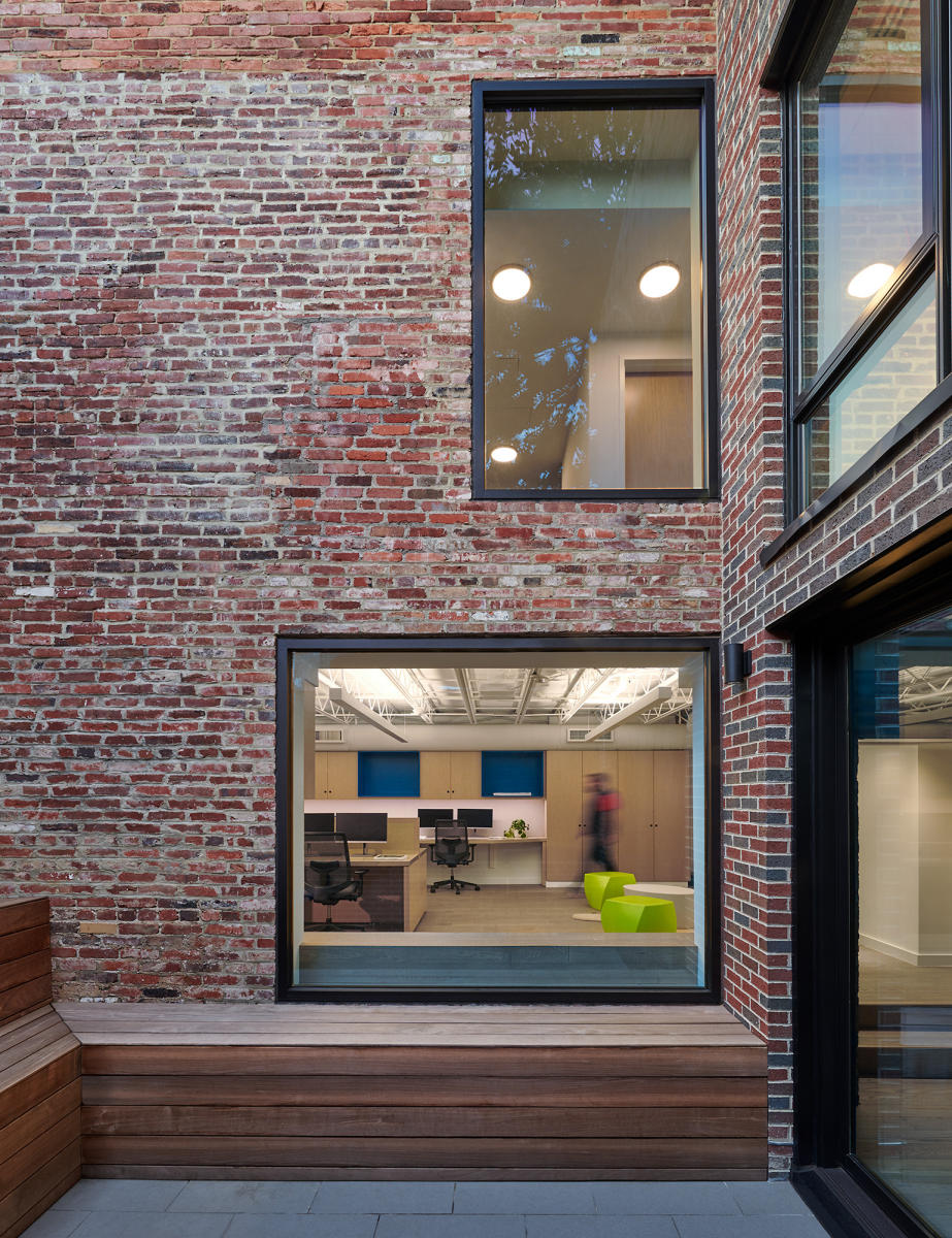 Architect: Studio Twenty Seven|   Project: MCN Build