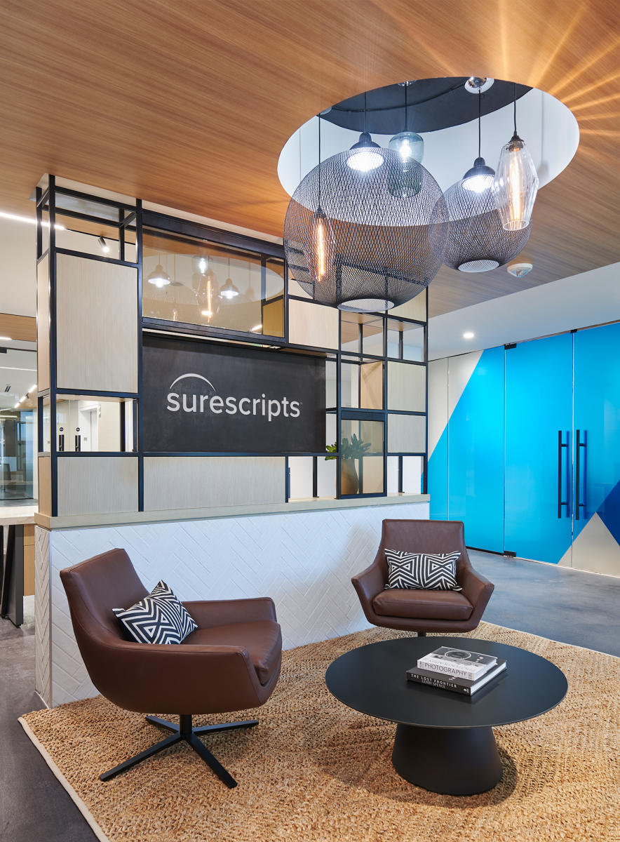 Architect: VA-Spaces | Project: Surescripts