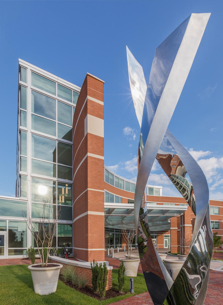 Client: Arban & Carosi   |   Project: Suburban Hospital Addition; Bethesda, MD