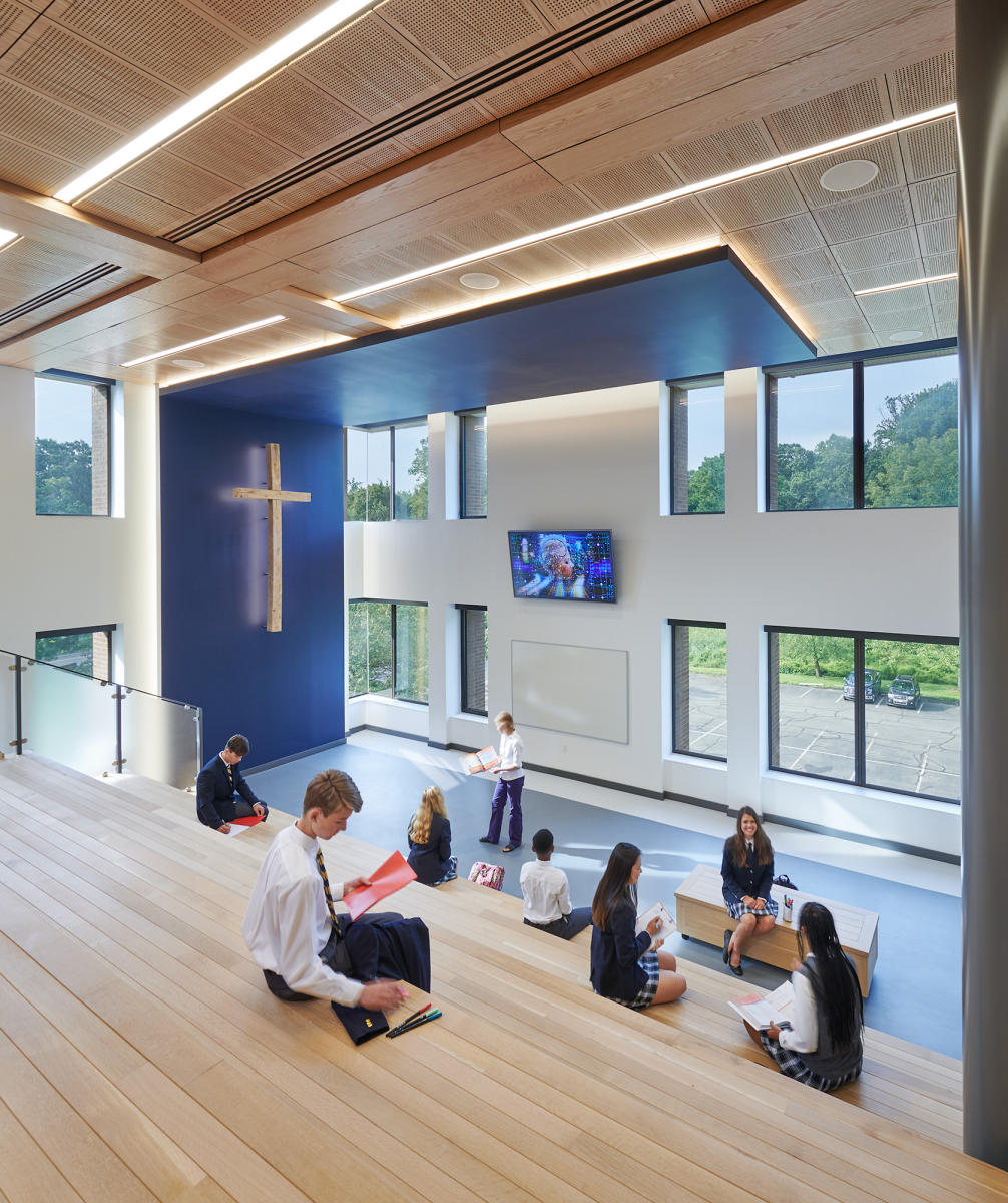 Architect: Cooper Carry | Project: Immanual Christian School