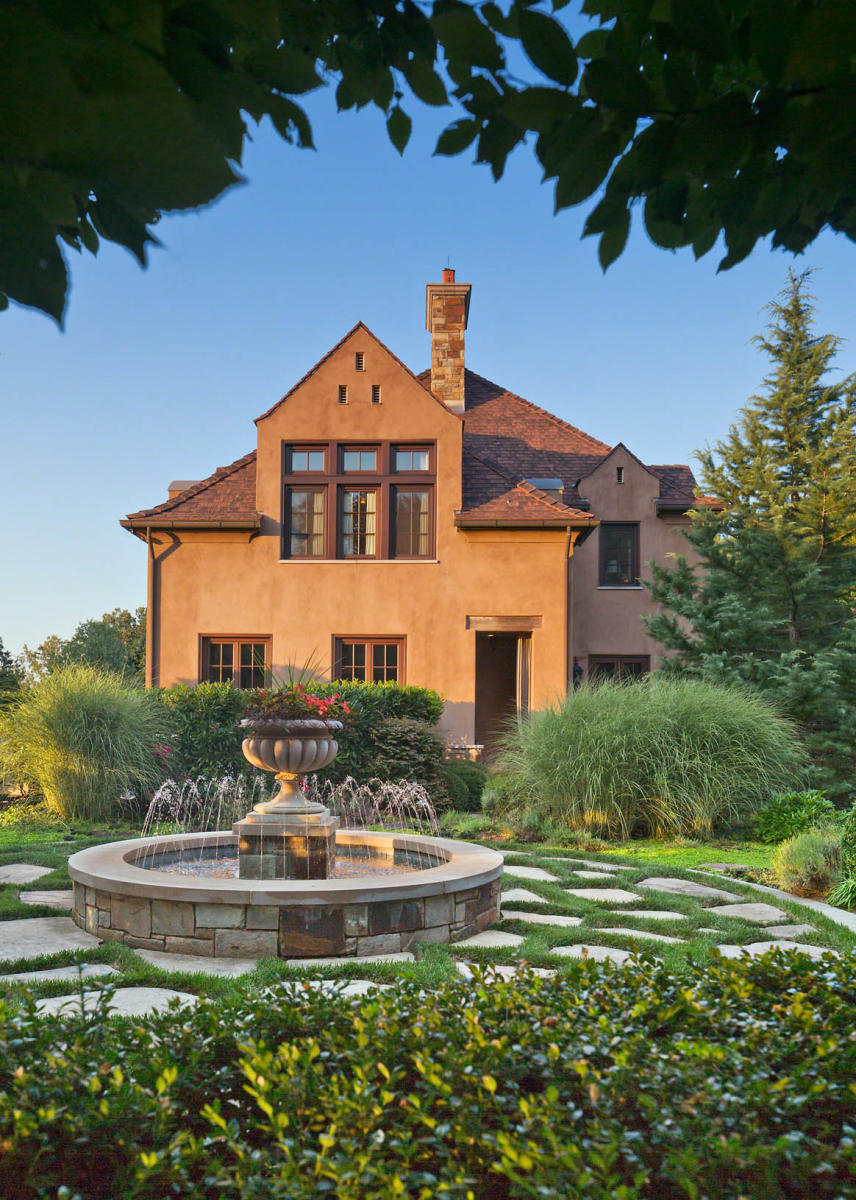 Landscape Architect: DCA Landscape Architects  |  Architect: Barnes Vanze Architects