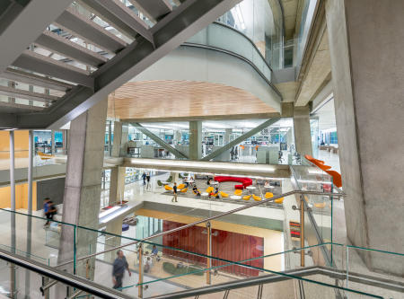 Architect: Ballinger   |   Project: GWU Science + Engineering Hall