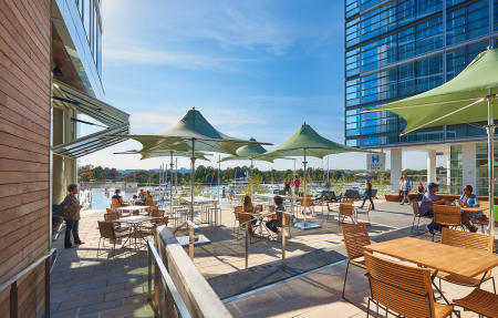 Architect: SmithGroup   |   Project: Southwest Waterfront Hotels at the Wharf