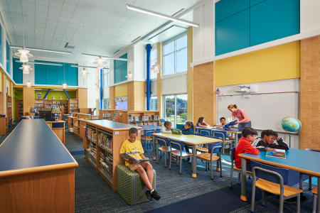 Architect: Moseley   |   Project: Baldwin Elementary and Intermediate School