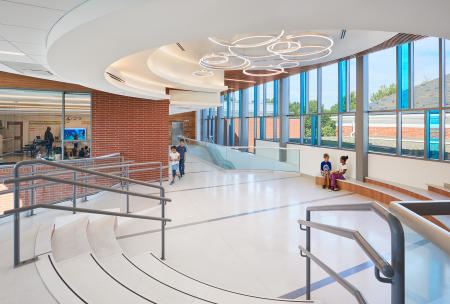 Architect: Hord Coplan Macht   |   Project: Murch Elementary School