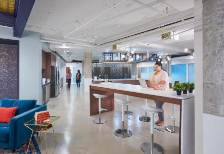 Architect: Cooper Carry   |   Project: Metro Offices