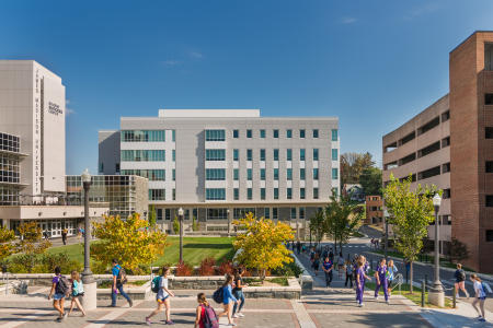 Architect: EYP   |   Project: James Madison University Health and Behavioral Sciences Building