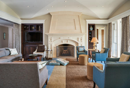Client: Home and Design Magazine | Designer: Susan Gulick Interiors