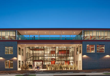 Architect: McInturff Architects  |   Project: Greencourt Innovation Center