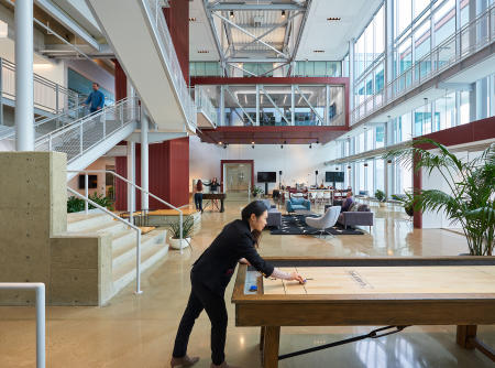 Architect: McInturff Architects|   Project: Greencourt Innovation Center