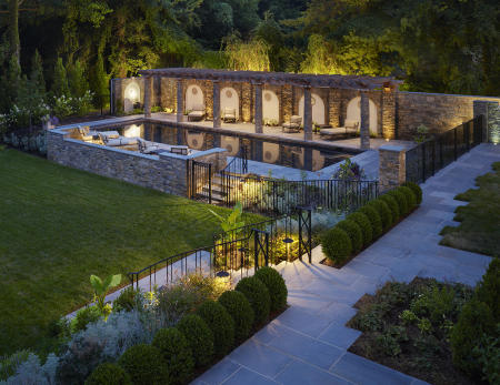 Landscape Architect: Moody Graham Landscape Architecture  |  Project: Private Residence