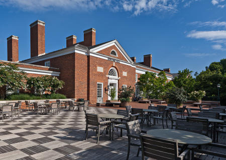 Architect: Cole & Denny Architects   |   Project: UVA Newcomb Hall