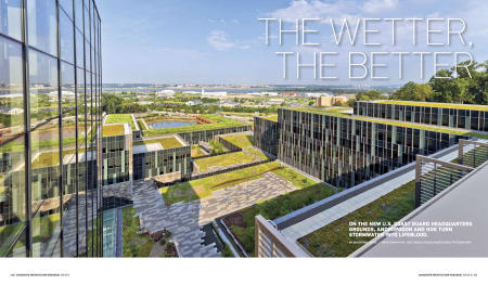 Landscape Architecture Magazine, USCG Washington DC