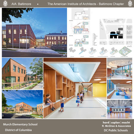 AIA Baltimore Chapter Award | Client: Hard Coplan Macht