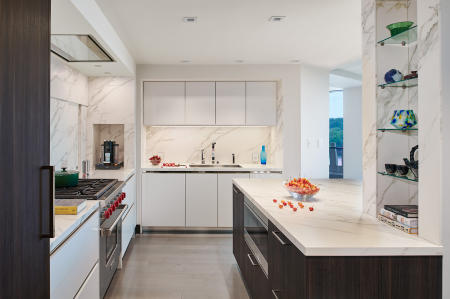 Design: CARNEMARK design + build   |   Project: Watergate Apartment