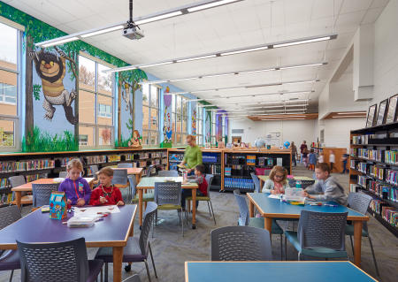 Architect: Maginnis delNinno   |   Project: Waynewood Elementary