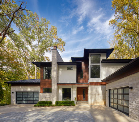 WC Ralston Architects | Private Residence