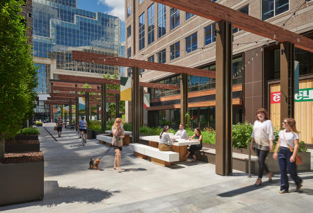Architect: STUDIOS Architecture | Jamestown Mgmt | Project: Ballston Exchange