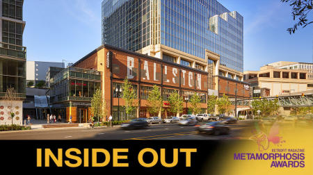 Retrofit Magazine, Cooper Carry Architects, Ballston Quarter, Metamorphosis Award 2020